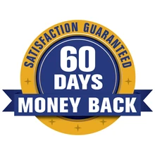 60 days money back