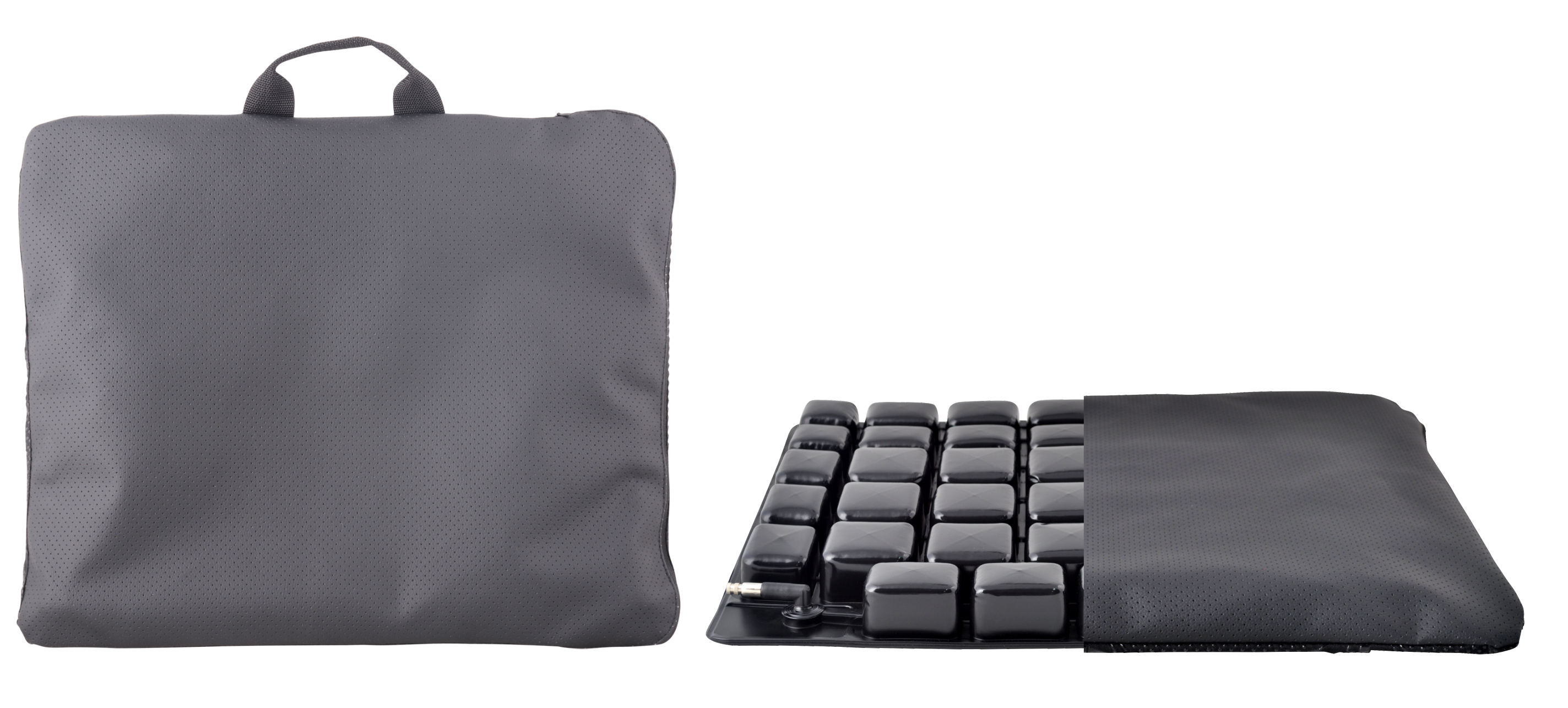 Miracle Mobility Anti-Decubitus Auto-Inflation TPU Seat Cushion