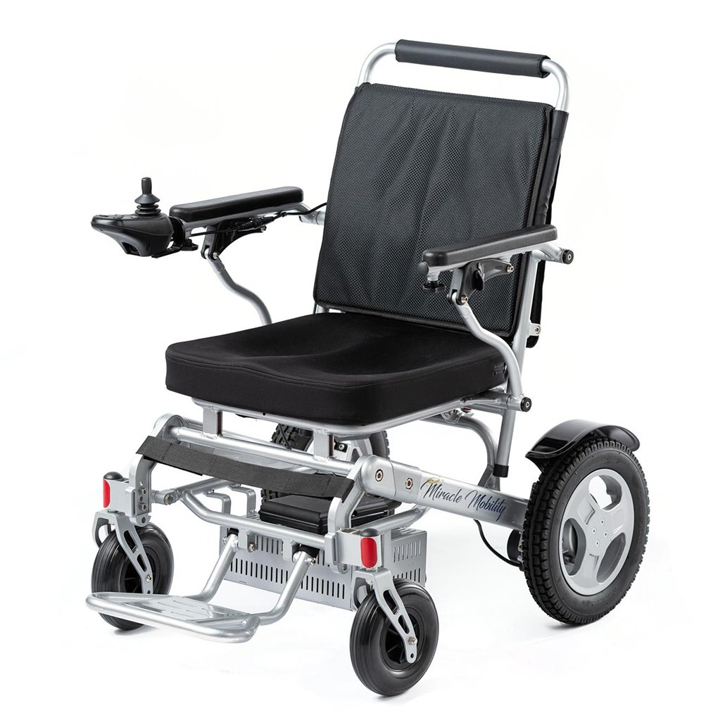 Freedom Series: 'Gold XL D10' Foldable Wheelchair product image